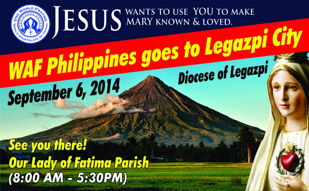 OLF Parish Legazpi